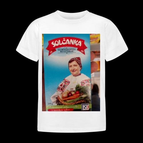 Babushka's fines - Kids' T-Shirt
