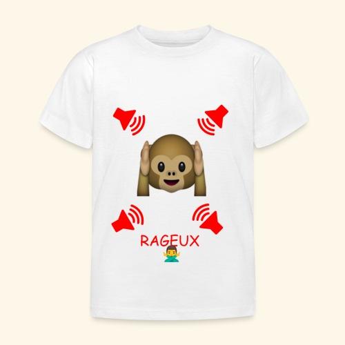 ON ENTEND PAS LES RAJEUX NOUS - T-shirt Enfant