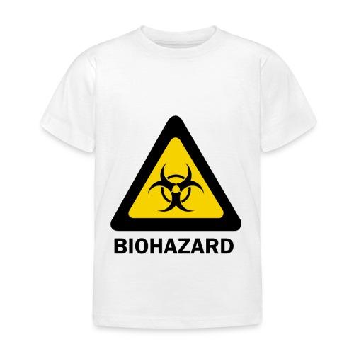 Biohazard - Kids' T-Shirt