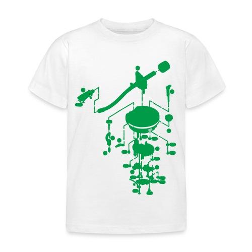 tonearm05 - Kinderen T-shirt