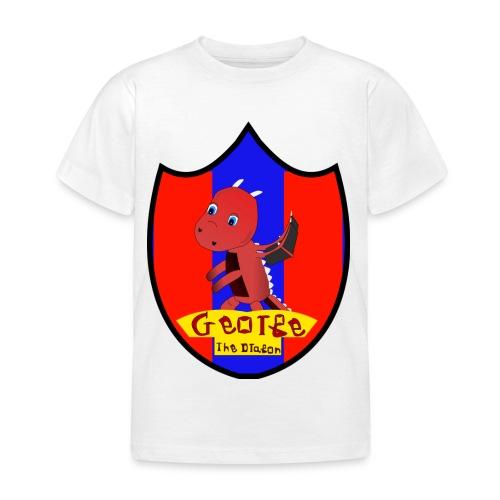 George The Dragon - Kids' T-Shirt