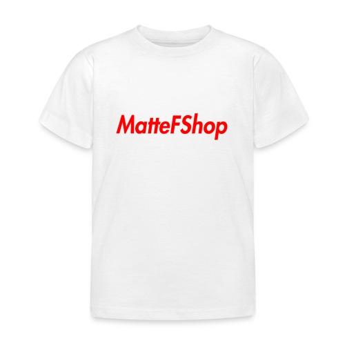 Summer Collection! (MatteFShop Original) - Maglietta per bambini