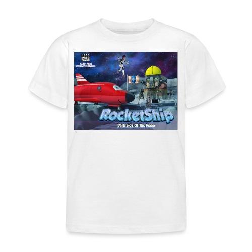 RocketShip Design DSOTM - Kids' T-Shirt