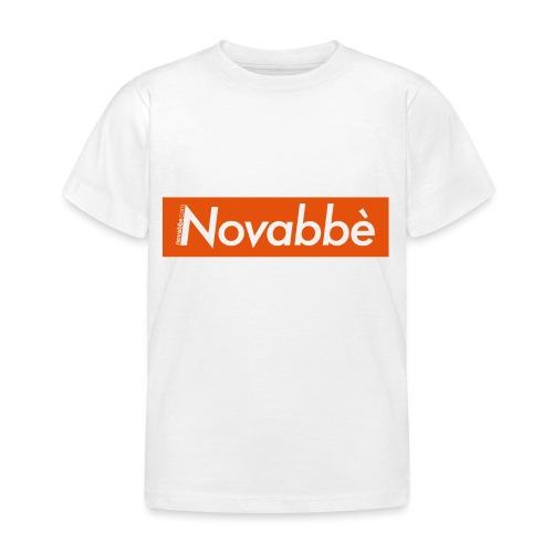 Novabbe - Fake 1 - Maglietta per bambini