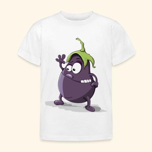 Auberginen - Kinder T-Shirt