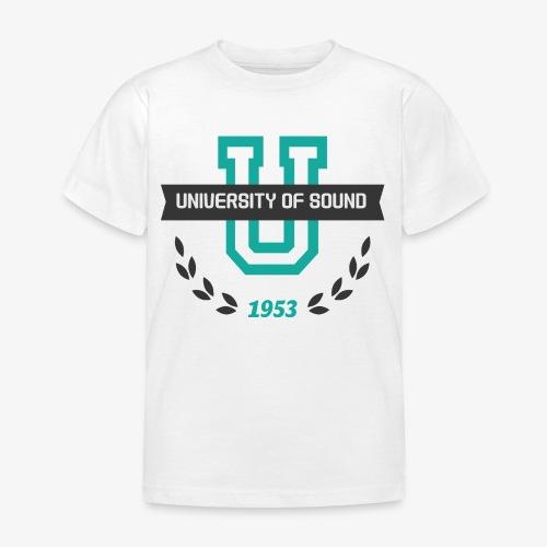 University 001 - Camiseta niño