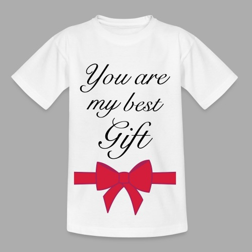 you are my best gift - Kids' T-Shirt