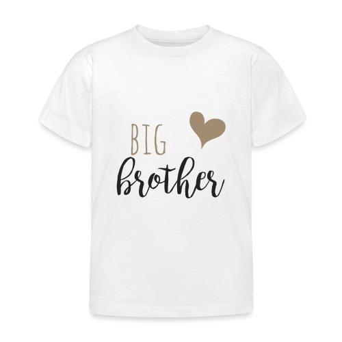 big brother Familyshirt - Kinder T-Shirt