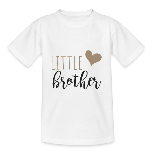 little brother Familyshirt - Kinder T-Shirt