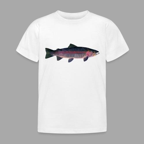 Trout - Lasten t-paita