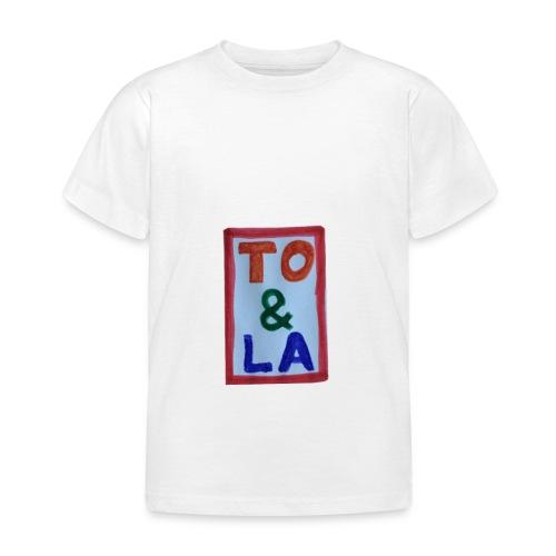 TO & LA - Koszulka dziecięca
