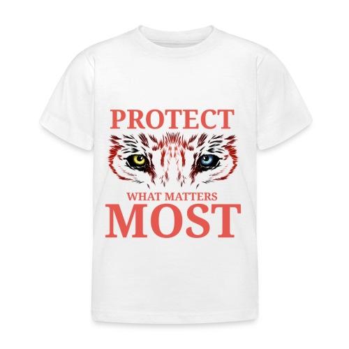 T.Finnikin Designs - Protect - Kids' T-Shirt