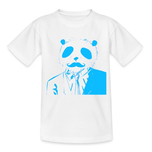 BluePanda Logo - Kids' T-Shirt
