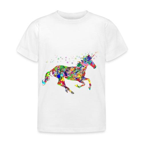 Einhorn - Kinder T-Shirt