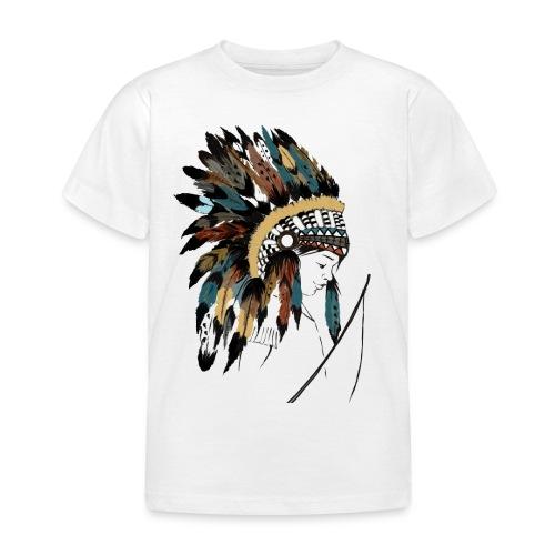 indian boy - T-shirt Enfant