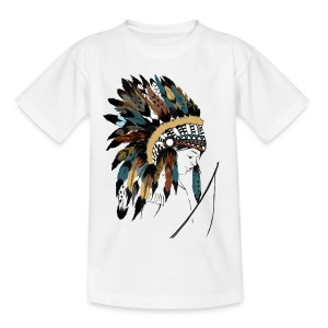 indian boy - T-shirt Enfant