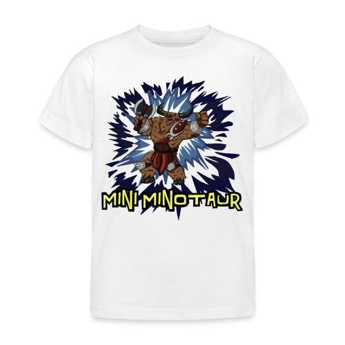 bamfminotaur transparent - Kids' T-Shirt