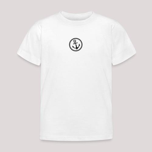 Ankerrund - Kinder T-Shirt