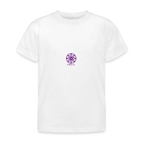 La boule d'atôme violet - Kinder T-Shirt