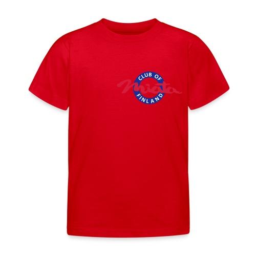 miata logo vektori pieni - Lasten t-paita