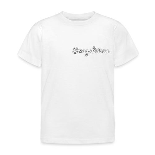 swagalicious png - Kids' T-Shirt