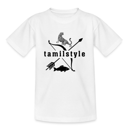 tamilstyle - Kinder T-Shirt
