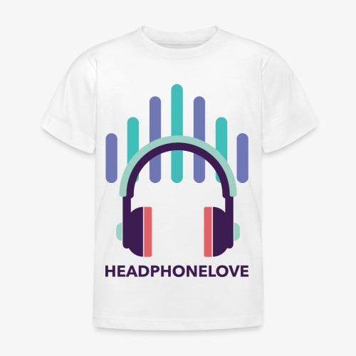 headphonelove - Kinder T-Shirt