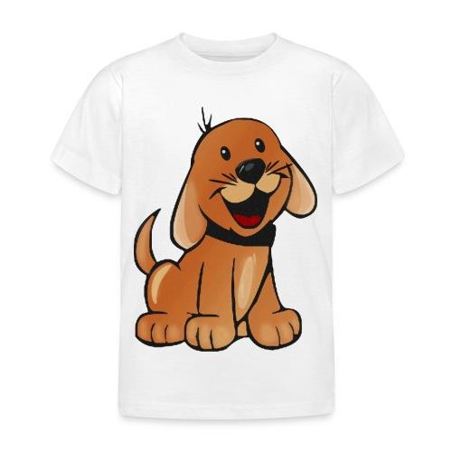 cartoon dog - Maglietta per bambini