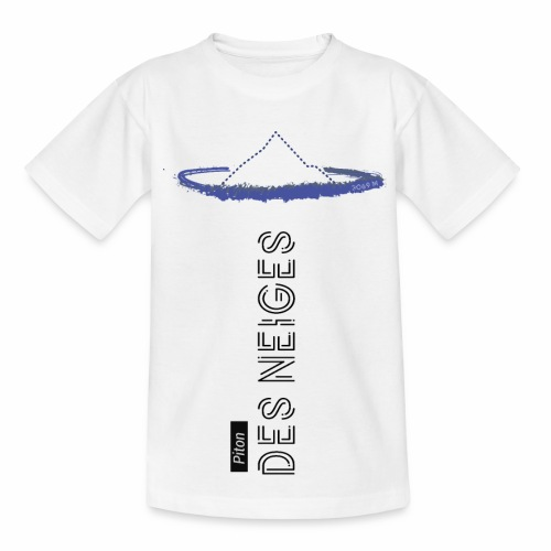 Le plus haut le plus beau - T-shirt Enfant