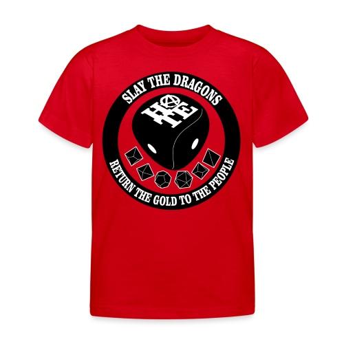 DRAGONS B - Kids' T-Shirt