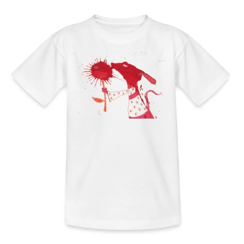 rot 4 png - Kinder T-Shirt