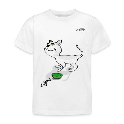 GATTONE - Maglietta per bambini