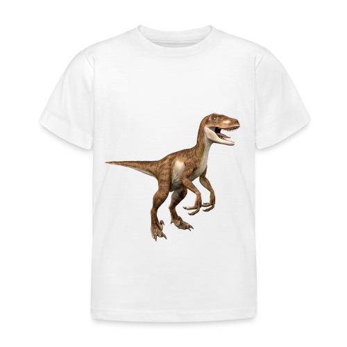 Raptor Dinosaur - Kids' T-Shirt