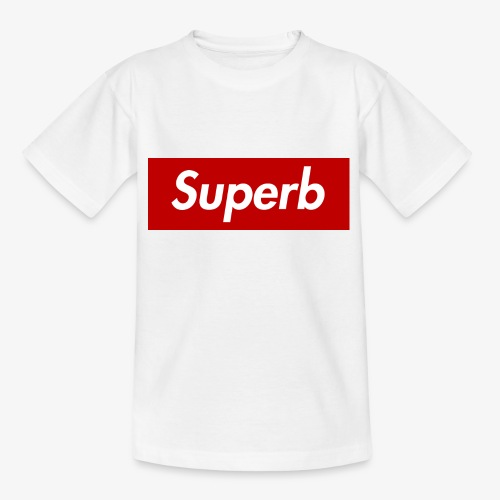 Superb - Kinder T-Shirt