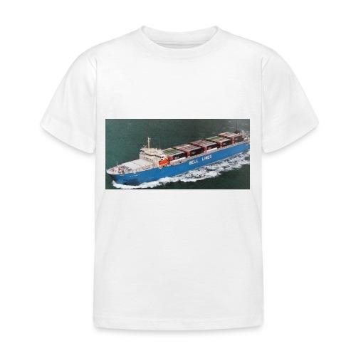 Bell Pioneer jpg - Kinderen T-shirt