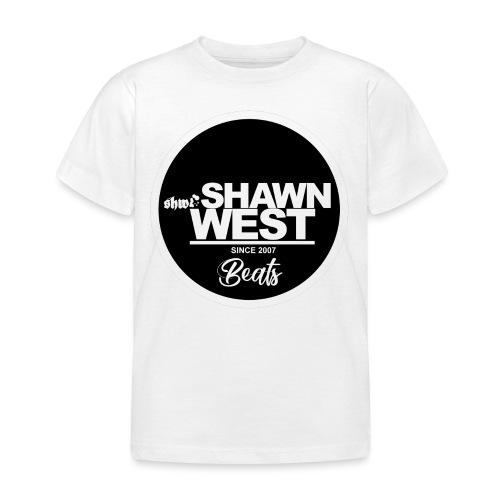 SHAWN WEST BUTTON - Kinder T-Shirt
