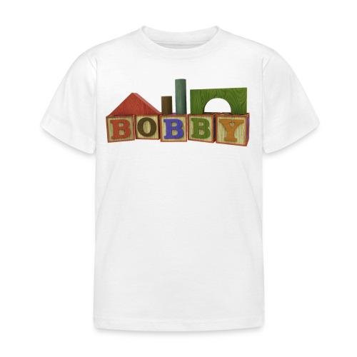 bobby - Kinder T-Shirt