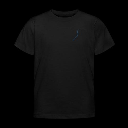 logo Style bleu - T-shirt Enfant