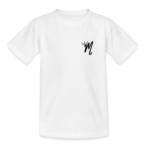 ItzManzey (OFFICIAL WHITE TOPS AND HOODIES) - Kids' T-Shirt