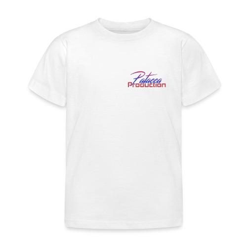 PATACCA PRODUCTION - Maglietta per bambini
