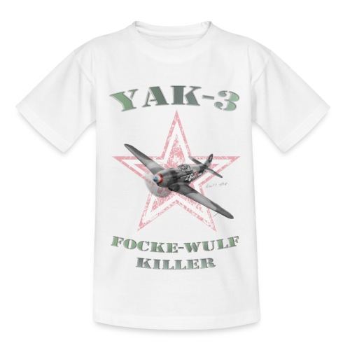 YAK n6 FWkiller15 copie2 - T-shirt Enfant