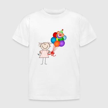 pallo - Lasten t-paita