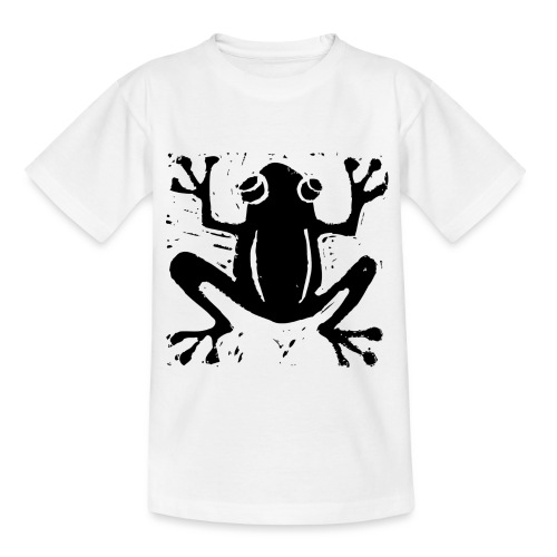 Crafty Wotnots Tree Frog - Kids' T-Shirt