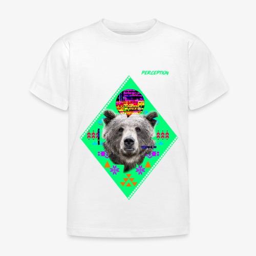 OURS PERCEPTION - PERCEPTION CLOTHING - T-shirt Enfant