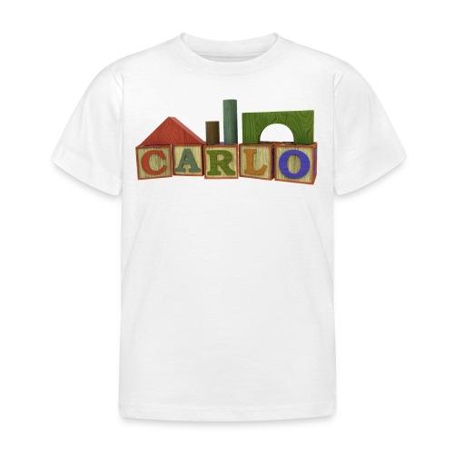 Carlo - Kinder T-Shirt