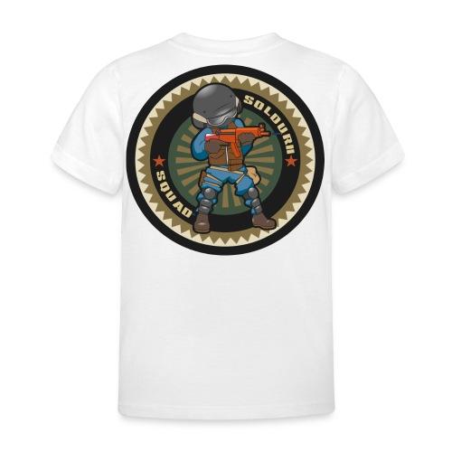 Soldurii-Squad - Kinder T-Shirt