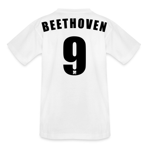 Beethoven 9 - Kids' T-Shirt