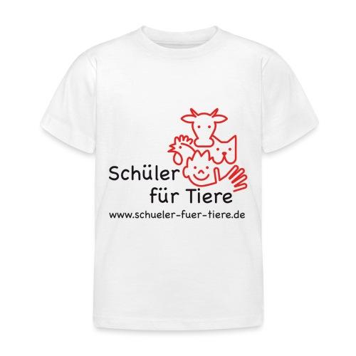 Logo Farbe (2x) - Kinder T-Shirt