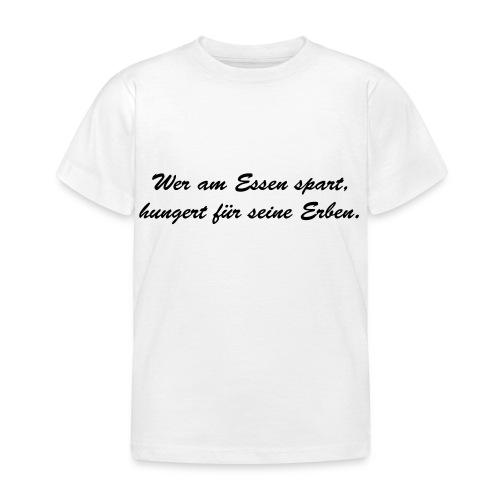 Erben - Kinder T-Shirt