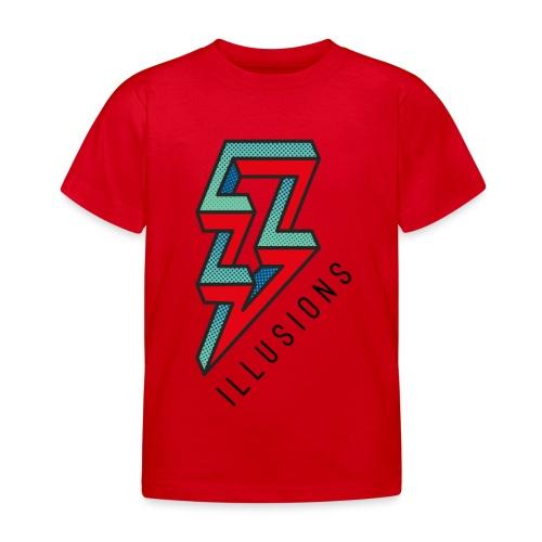 ♂ Lightning - Kinder T-Shirt